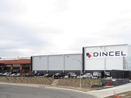 Dincel Construction System enters Melbourne market