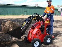 Dingo Mini Loaders from Kennards Hire