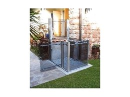 Disabled access platform lift from Easy Living Home Elevators