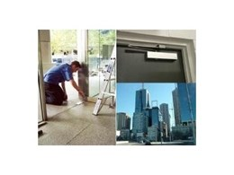 Door Closer Specialist Provides Door Repair Services in Melbourne