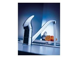 Dorf offer basin mixer and bath/shower mixers