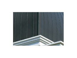 Double Lock Standing Seam roofing from VM Zinc Australia