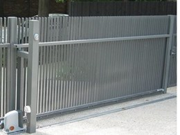 Downee Automatic Sliding Residential Gate