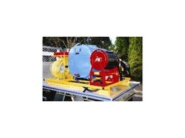 Drain cleaning jetters available from Australian Pump Industries