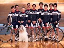 Dulux to sponsor Tasmanian Institute of Sport (TIS) Racing Team