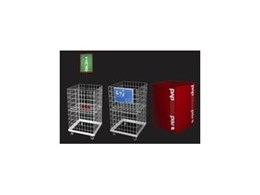 Dump Bin Display Stands Now Available with Acrylic Signage from SI Retail