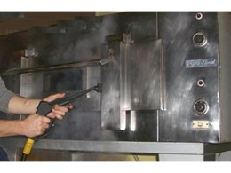 Duplex Cleaning Machines – Commercial oven cleaning equipment
