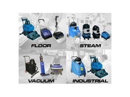 Duplex Cleaning Machines offer a variety of cleaning equipment and products for businesses in niche markets