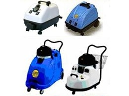Duplex Cleaning Machines' steam cleaners used for chemical free cleaning