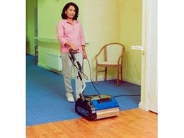 Duplex steam carpet cleaner available from Duplex Cleaning Machines