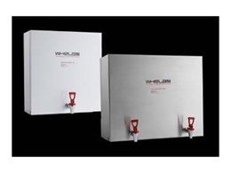 Dynamicboil SL Series wall mounted boiling water heater systems from Whelan Industries