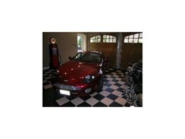 Dynotile flooring tiles available from Garageworks