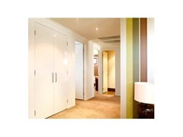 EZY Jamb flush finish door jamb systems from Axiom Design