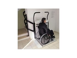 Easy Living Home Elevators' wheelchair stair passenger lift