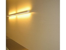 Echolinear patented sound absorbing systems from Elton Group