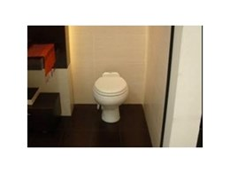 Ecoflo composting toilets are environmentally friendly and cost-effective