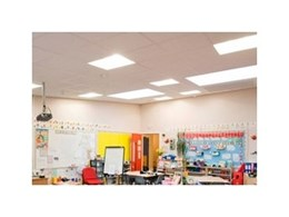 Ecophon Master Rigid acoustic ceilings for classrooms