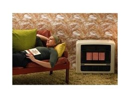 Efficient Heating - The Granada 252 Radiant Convector from Rinnai Australia