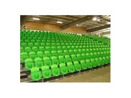 Effuzi International's Albany stadium seating installed at Manfield Stadium