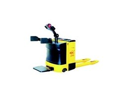 Electric drive & lift pallet truck