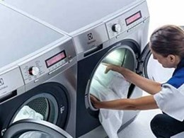 Electrolux unveils smart laundry solution for small businesses