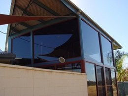Emporia commercial window framing from Lidco - Aluminium Windows and Doors
