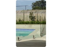 EnduroShield - ideal for glass pool fencing