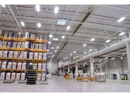 Energy efficient gas radiant overhead heating systems by Schwank