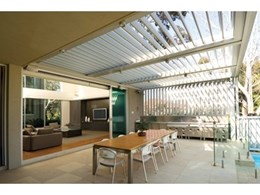 Enjoy an outdoor lifestyle with Vergola outdoor roofing systems