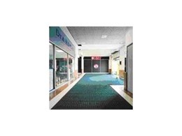 Entrance mats and grids available from C/S Group - Construction Specialties