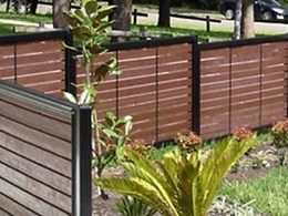 EnviroSlat fencing - the zero-maintenance timber alternative