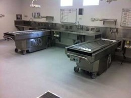 Enware installs LEEC body handling and mortuary equipment at Wollongong Hospital