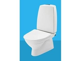 Enware's new Ifo Sign Junior toilet caters specifically to needs of infants and carers