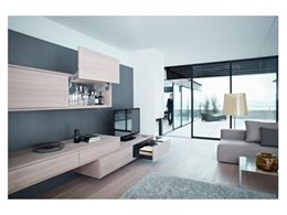 Ergonomic lift cabinet systems from Blum