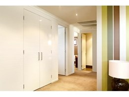 Euro Jamb flush finish door jambs coming soon from Altro Building Systems