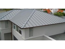 Euroclad use zinc for roofing and cladding systems due to its durability and optimal characteristics