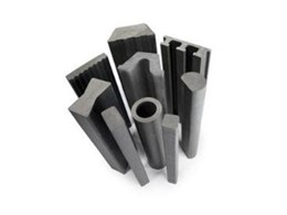 Evertuff recycled plastic profiles available from Moodie Outdoor Products