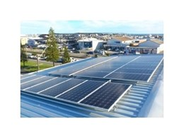 Express Power completes commercial solar installation for the Parsons Management Group