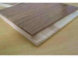 Extra wide 190mm engineered bamboo flooring from Eco Flooring Systems