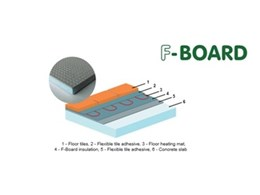 F-Board insulation improves comfort and reduces running costs
