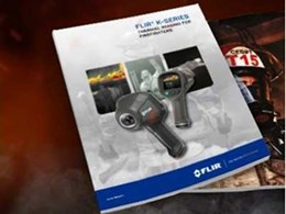 FLIR introduces the ultimate guide on thermal imaging for firefighters