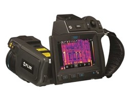 FLIR's new T-Series thermal cameras featuring high resolution