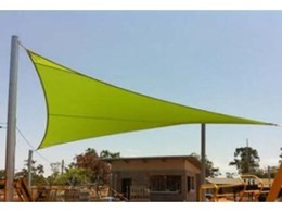 Fabritecture updates Moranbah Aquatic Centre with custom shade sails and fabric structures