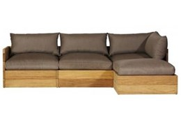 Fatso modular sofa available from Robert Plumb