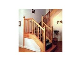 Federation stairs available from S & A Stairs