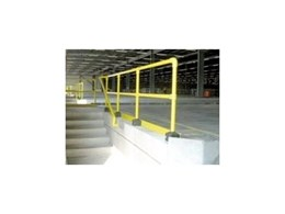 Fibreglass Reinforced Plastic Rail Systems (FRPs) from Barrier Security Products