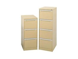 Filing cabinets from H and L Office Furniture