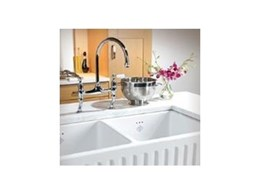 Fireclay sinks and taps from Canterbury Sink and Tap