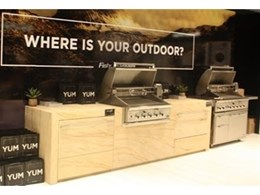 Fisher & Paykel branches into outdoor cooking market with premium barbecue range