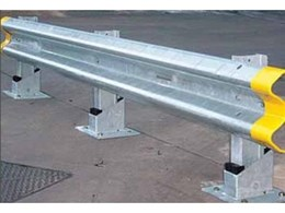 Flexi-Post barrier protection from Ingal Civil Products